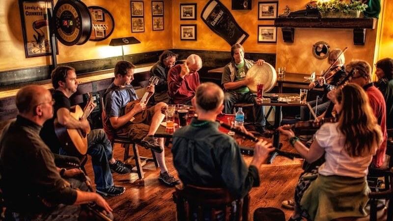 İrlanda müzik