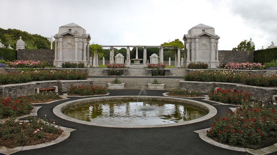 Irish National War Memorial Park