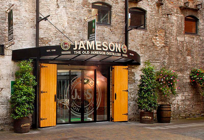 Jameson Whisky Store