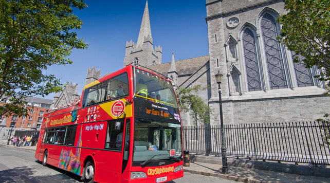 Sightseeing Dublin