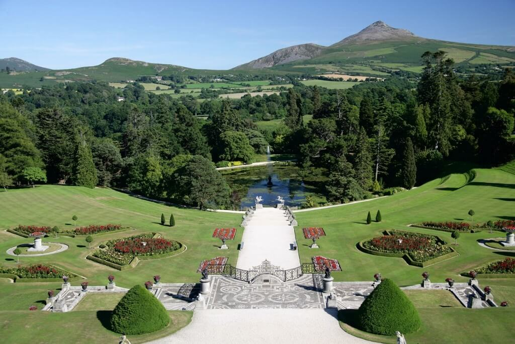 Wicklow Powerscourt Estate