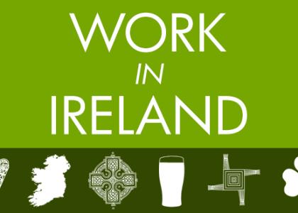 İrlanda iş olanakları
