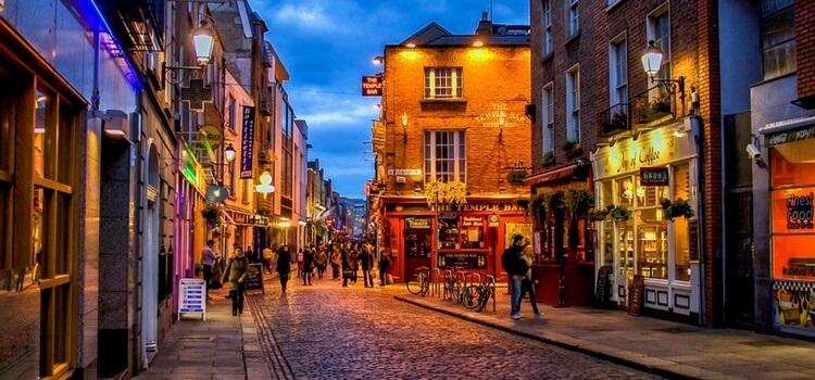 İrlanda'da Yaşam