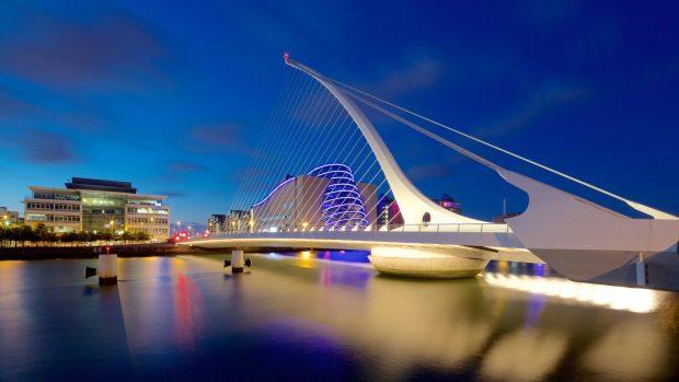 Samuel Beckett Köprüsü