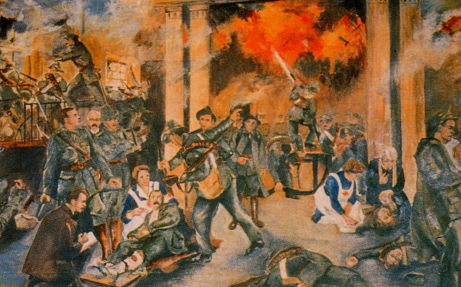 İrlanda Bağımsızlık Savaşı
